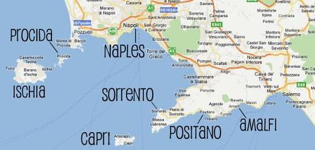 Amalfi, piccola perla lungo la costa amalfitana