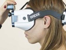 Arriva Bridge, dispositivo portatile realtà mista tracciamento