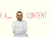 Blogger content marketing camicia forza