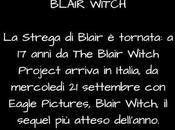 Strega Blair tornando