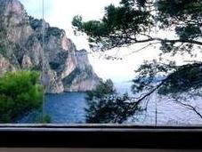 Villa Malaparte natura Capri