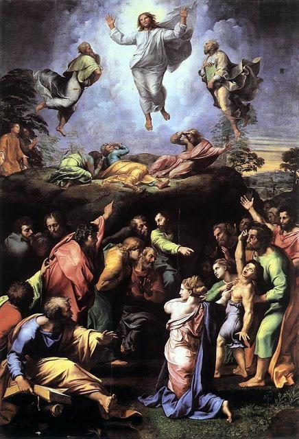 Trasfigurazione, Raffaello e Giulio Romano
