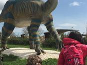 Parco dinosauri grande d'Italia.