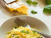 Spaghetti limone ricetta gluten free