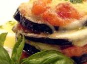Parmigiana melanzane light