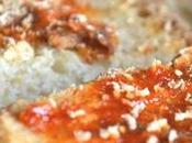 Bruschetta nduja ricotta salata