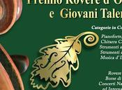 "XXIX International Competition Music Performance ""Rovere D'Oro"""