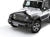 Jeep Wrangler un'esperienza Offroad urlo