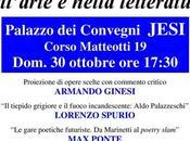 Conferenza futurismo nell'arte nella letteratura: Jesi (AN) 30-10-2016