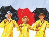 Cantando sotto pioggia