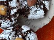 Amaretti alle nocciole cacao