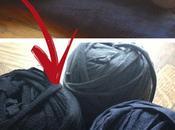 [IDEA RICICLO] Riciclare pantaloni della tuta ottenendo fettuccia lavorare all'uncinetto Upcycling leggings joggers into yarn