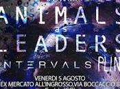 ANIMALS LEADERS Cambio venue Gorizia; prevendite aperte