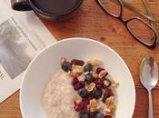 Porridge colazione campioni