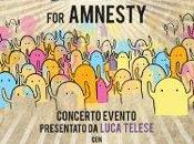 Freedom Party Amnesty, Roma Paolo Belli, Mundi, Luca Bussoletti