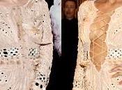 Kylie Minogue Ciara, donne solo vestito