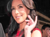 Kardashian stirata sedere facendo ginnastica?