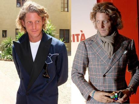 Lookalike: independent style of Lapo Elkann