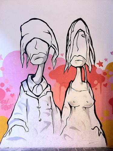 Kenny Random: il Banksy padovano