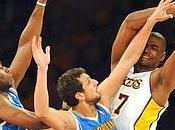 Orleans sorprende Lakers Memphis sbanca Antonio