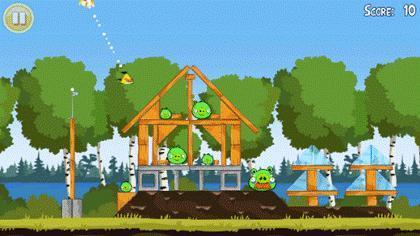 Angry Birds Magic, la versione NFC in esclusiva per Nokia C7