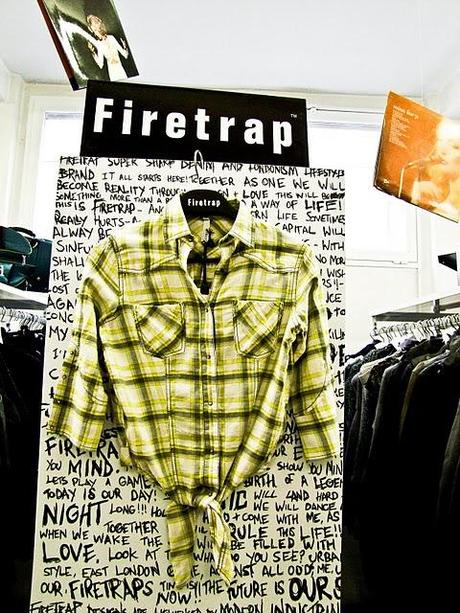 New street style summer with FIRETRAP