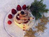 Mini pavlove natalizie