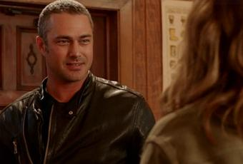 lindsay and severide meet the press