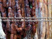 invertebrati stanziano milioni dire agli italiani carne buona!
