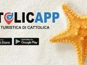 guida turistica tascabile della riviera: CattolicaApp