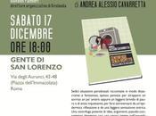 CENTRIFUGO SENZA RISPETTO Andrea Alessio Cavarretta Prima presentazione