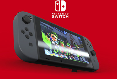 Nintendo Switch:sono queste le specifiche finali ?