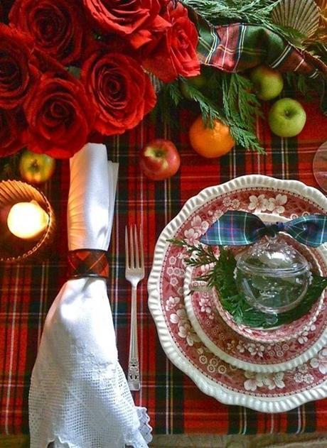 Le pi belle tavole natalizie paperblog for Le piu belle mete natalizie