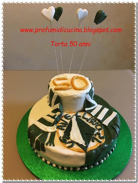 Torta 50 Anni Paperblog