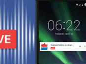 Facebook nuovo look: arrivo post colorati live audio radio