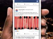 Facebook annuncia l'arrivo Live Audio