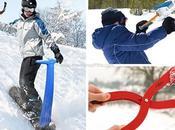 Giochi neve ragazzi