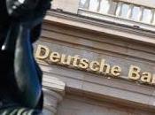 Deutsche Bank: patteggiamento USA, pagherà solo miliardi dollari