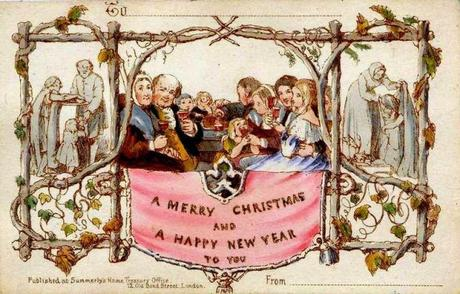 Immagini Natale Vittoriano.Un Buon Natale Vittoriano Paperblog