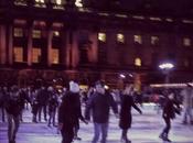 Pattinare ghiaccio Londra