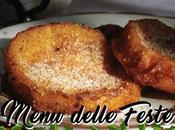MENU DELLE FESTE: Rabanada (Pane fritto dolce)