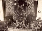 Christmas 1923 Pres.Coolidge lights first national Tree White House.