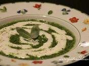 Vellutata spinaci cukò