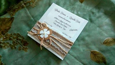 Partecipazioni Matrimonio Juta.Wedding Day Country Con Partecipazioni Matrimonio Con Juta
