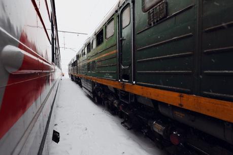 Viaggio in treno per la Siberia: Transmongolica day 6