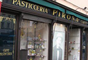 La pasticceria Pirona, frequentata e amata da James Joyce. Photo credit: boldray via Foter.com / CC BY