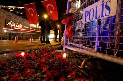 L'Isis ha rivendicato l'attacco di capodanno a Istanbul