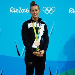 Atlete e Squadre dell´anno 2016 (Femminile)