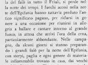 Centinaia fuochi epifanici nella Destra Tagliamento nel...