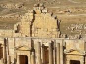 Camminare nella storia Jerash